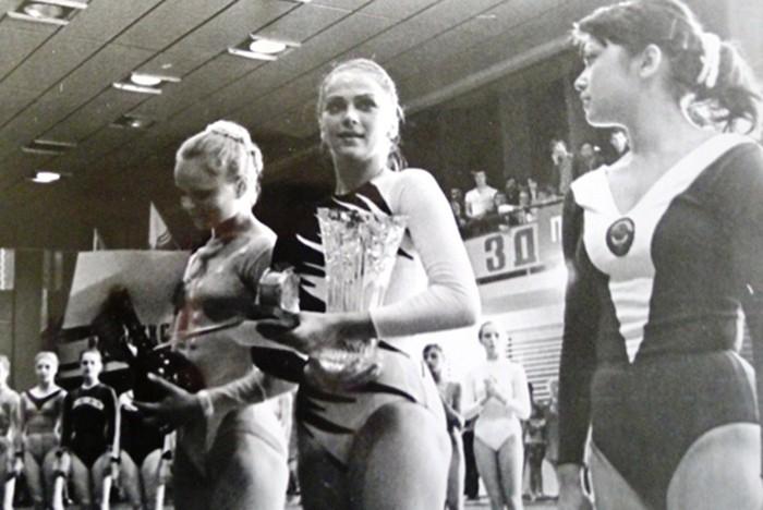 Художественная гимнастика. Чисто женское дело