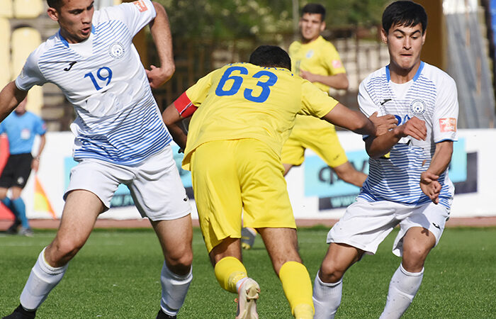 Известны все четвертьфинальные пары Кубка Таджикистана-2020