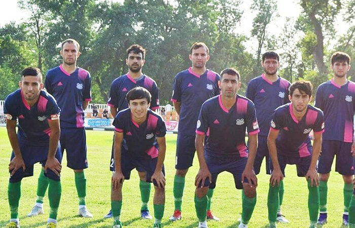 Первая лига: «Равшан» выиграл первый круг. Старт второго – уже 1 сентября