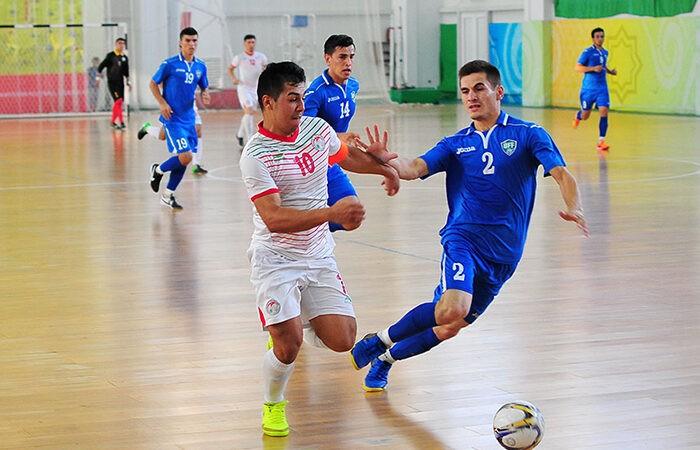 Мировой рейтинг футзала: Таджикистан на 42-м месте