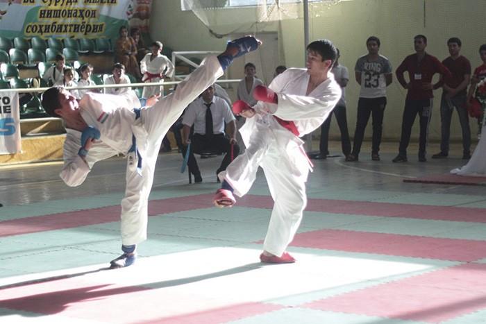 Когда начнут таджикские каратисты: соревновательный календарь