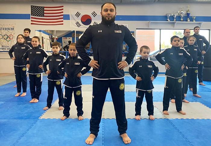 Таджикистанец Комил Латипов и его подопечные начали подготовку к крупным турнирам