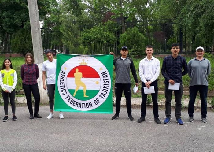 Таджикистанцы начали подготовку к стартам