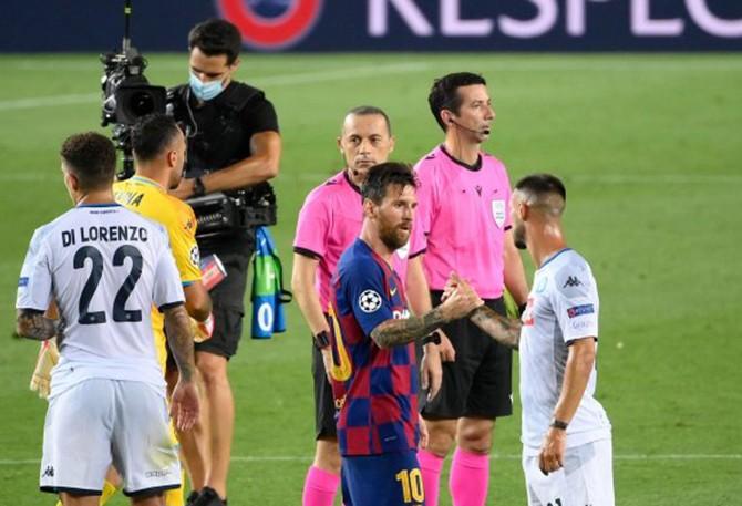 Месси – Роналду – 35:33. Аргентинец уходит от португальца в отрыв