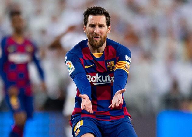 Месси вышел на второе место по голам с замены в Ла Лиге