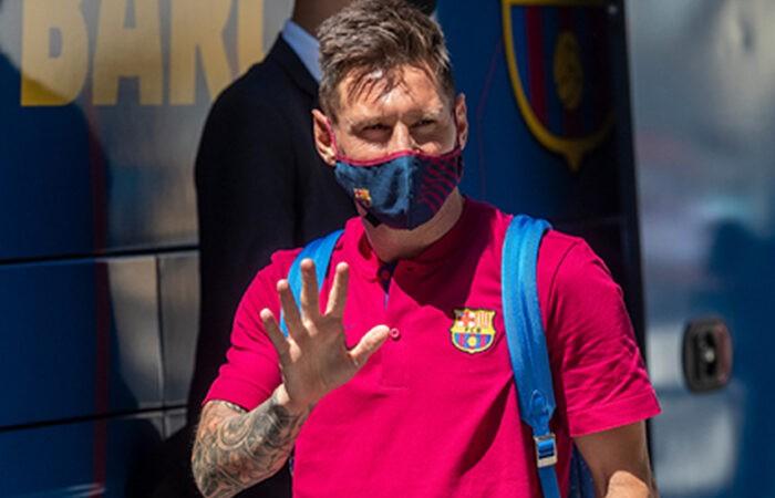 Лионель Месси: «Я устал быть причиной всех проблем в «Барселоне»