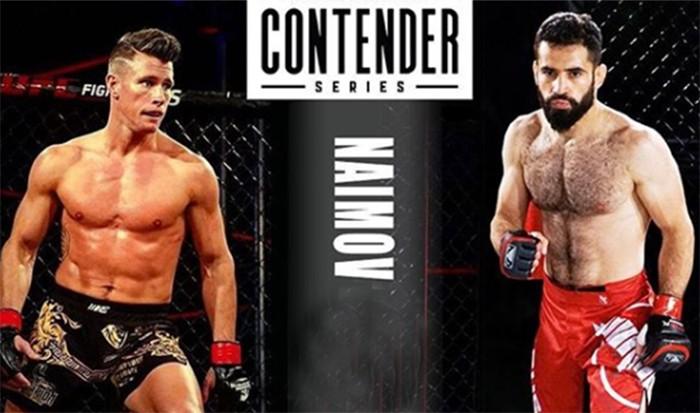 Мухаммад Наимов: выиграв бой, может получить контракт с UFC