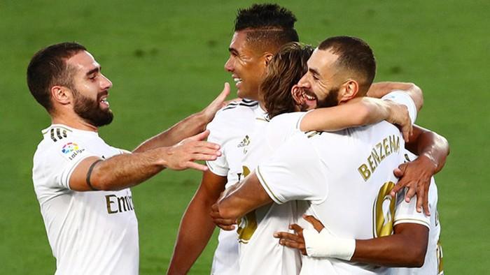 «Реал» возглавляет рейтинг клубов с самыми дорогостоящими составами