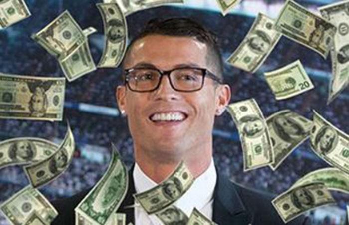 Криштиану слишком дорогой. Роналду платят по €1 млн за гол