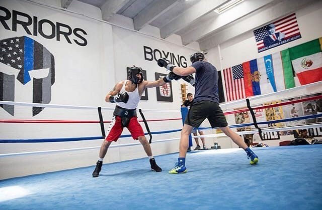 Таджикский боксер Сангинов возвращается