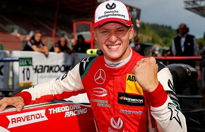 Шумахер: «Счастлив, что буду в «Формуле-1»