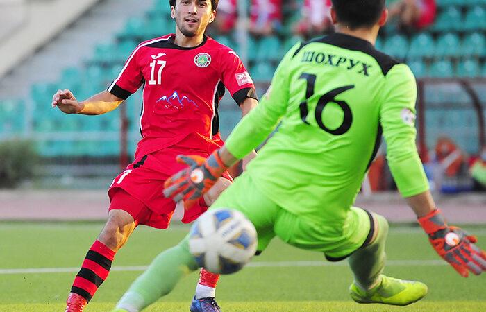Календарь игр второго круга чемпионата Таджикистана-2020
