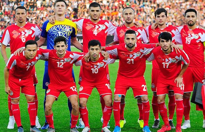 Позиция Таджикистана в рейтинге ФИФА изменилась. В СНГ Таджикистан – 9-й