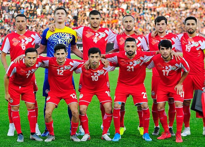 Сборная Таджикистана не сыграет с Монголией, Японией и Мьянмой