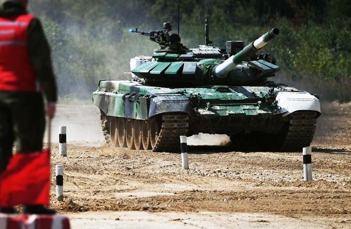 Таджикистан примет участие в «Танковом биатлоне-2020»