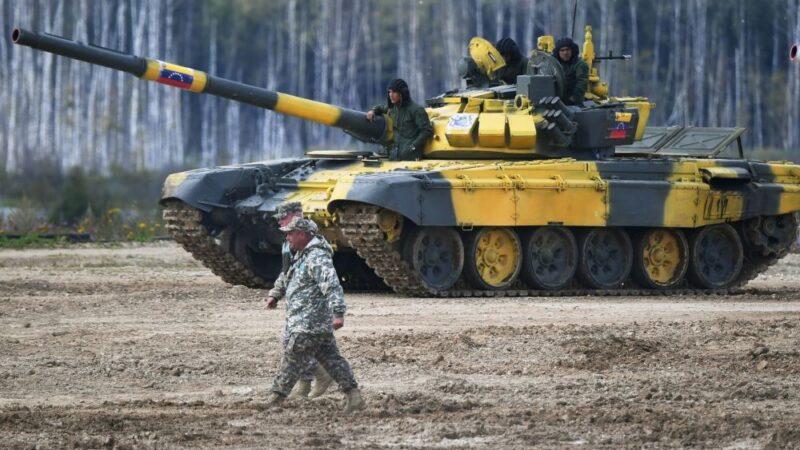 Таджикские военные выступят на АрМИ-2021