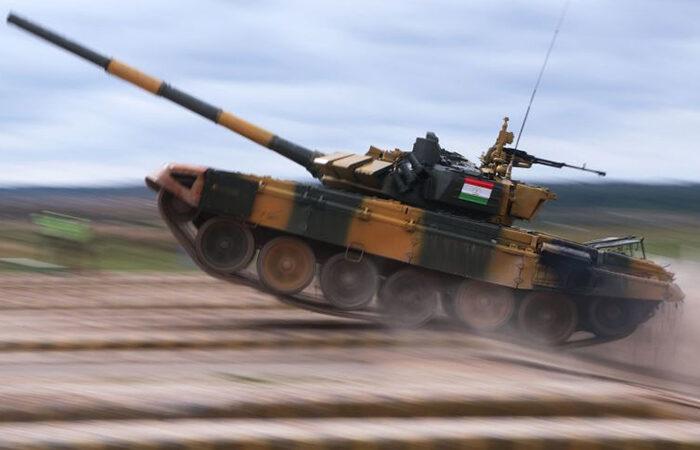 """Таджикистан впервые примет участие в военном ралли на """"АрМИ-2021"""""""