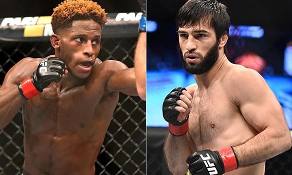 Бой Тухугов – Доуду состоится 26 сентября на UFC 253
