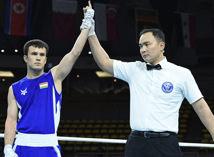 Какие места занимают таджикские боксеры в мировых рейтингах?