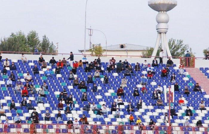 Команда Эхсони Панджшанбе дома сыграла вничью с «Насафом»