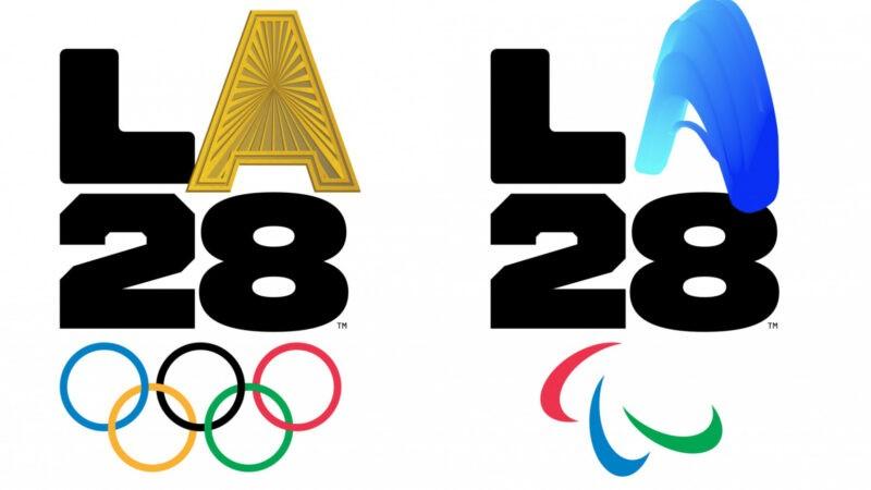 Оргкомитет Олимпийских игр в ЛА представил логотип
