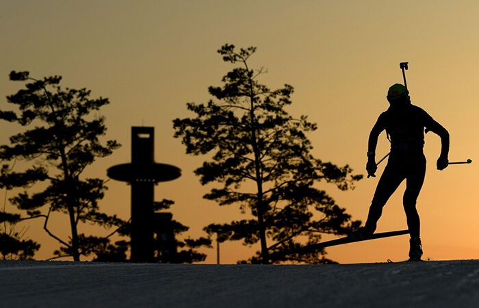 Завершено строительство двух объектов Олимпийских игр в Пекине