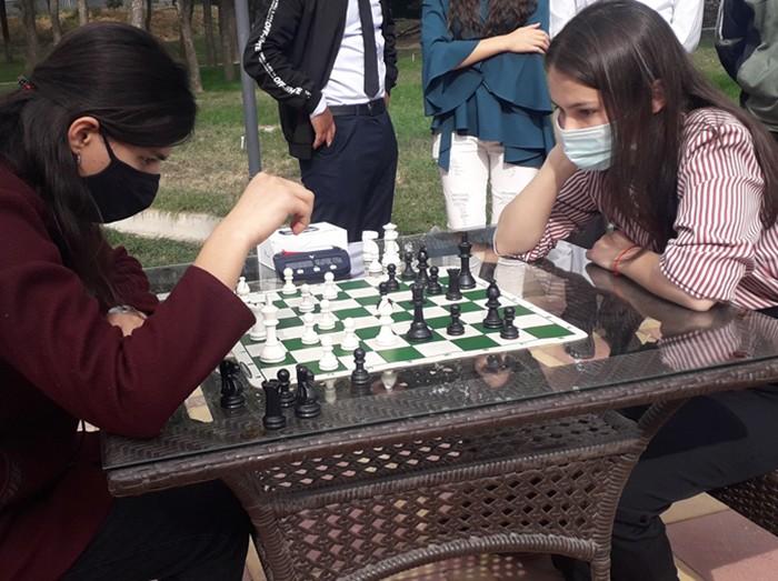 Стартовал второй этап Кубка Лидера нации по шахматам