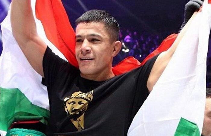 Таджикский боец Азам Гафоров – в топ-7 в рейтинге