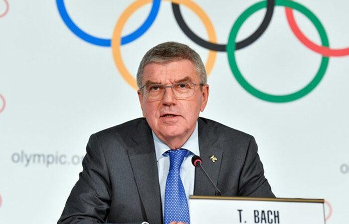 Томас Бах: «Мы несем большую ответственность перед спортивным сообществом»