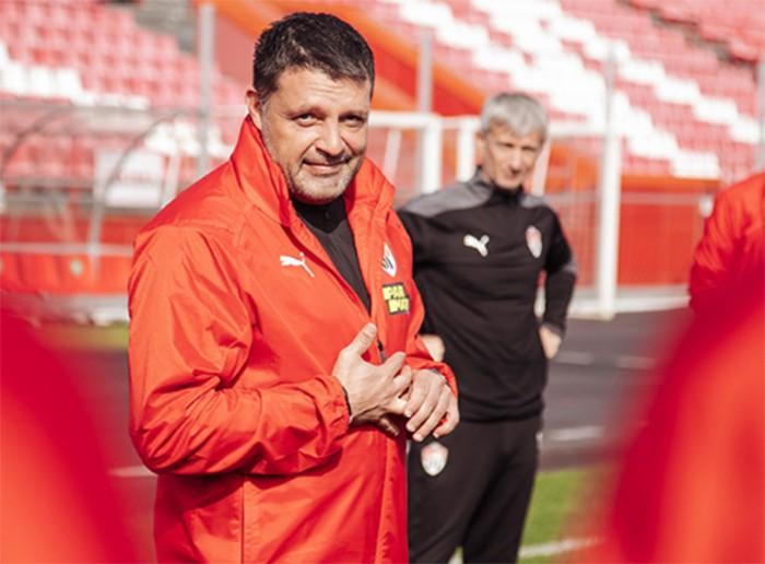 Черевченко стал лучшим тренером РПЛ в декабре