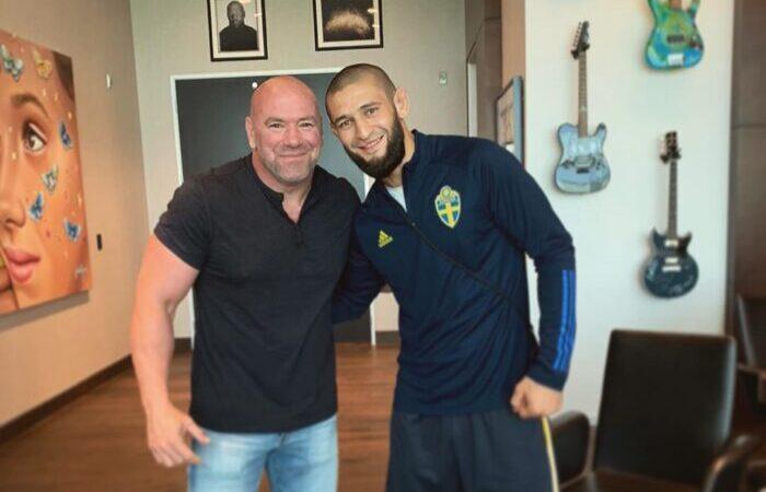 Глава UFC признал особое отношение к «Новому Хабибу»