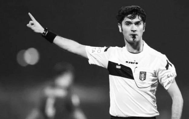 В Италии был убит футбольный арбитр