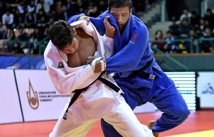 Будем держать путь в Доху: дзюдо готовится к World Masters