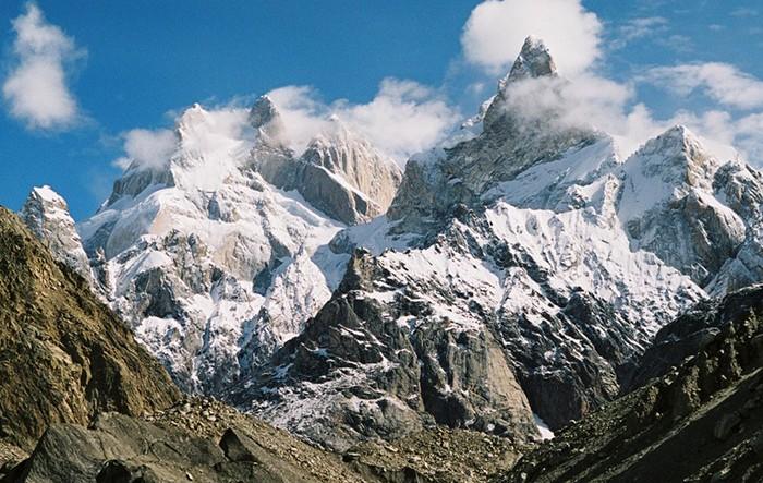 Горовосходители: душанбинцы в Альпах