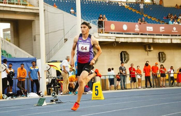 Таджикские легкоатлеты попали в рейтинг лучших результатов Азии-2020