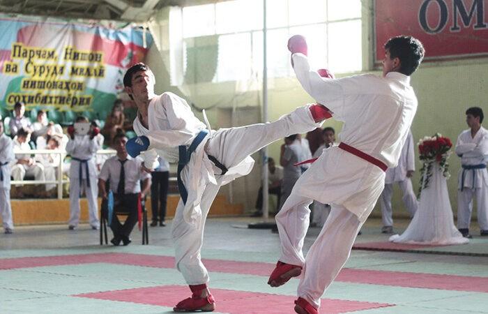 В этом году соревнований по каратэ не будет