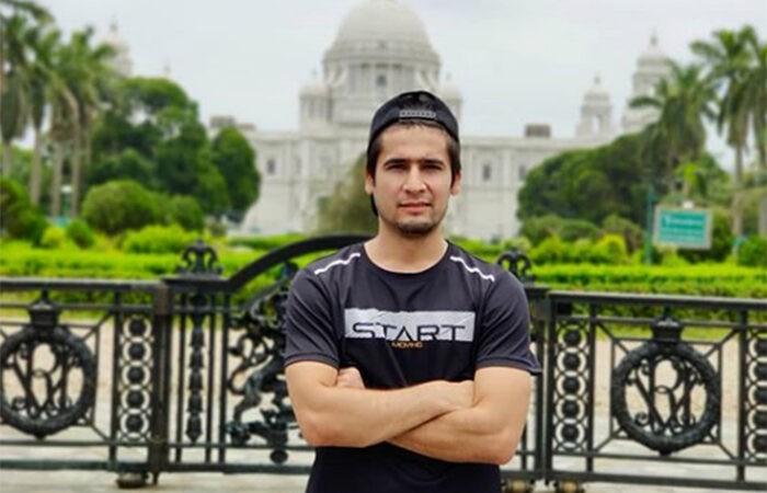 Комрон Турсунов в Индии: как сыграл в очередном матче