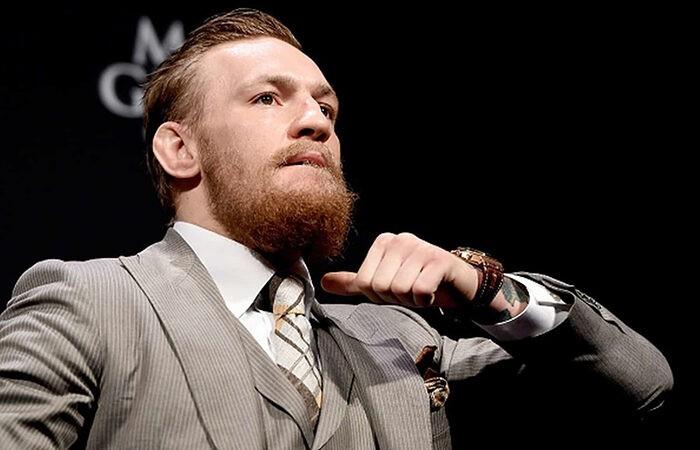 Макгрегор жестко ответил главе UFC на критику