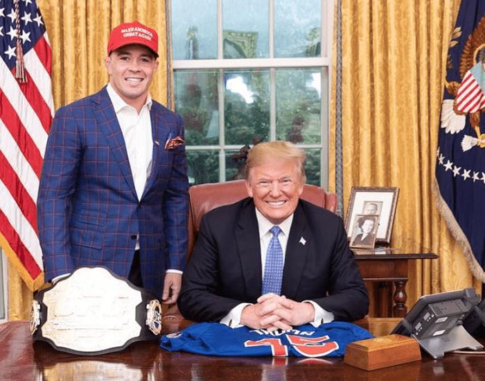 Любимчик Трампа и жесткий Чимаев зажгут на новом шоу UFC
