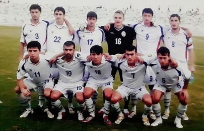 Легенды: история таджикского футбола на одной фотографии