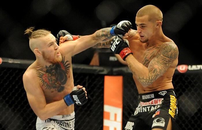 Макгрегор и Порье договорились о бое 23 января в UFC