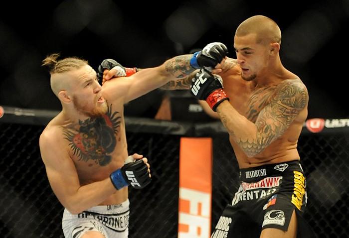Макгрегор хочет подраться с Порье вне UFC