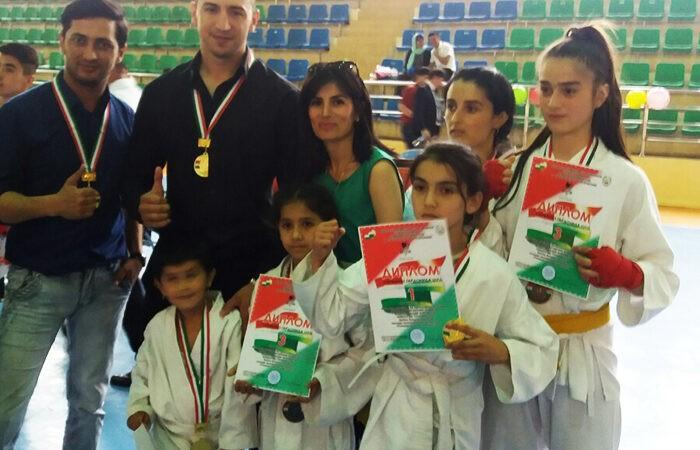 Матлюба Каримова: посол развития женского спорта в стране