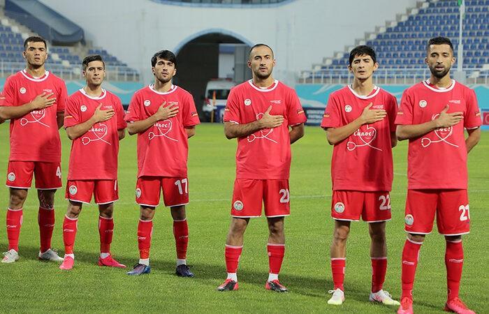 Сборная Таджикистана проведет матчи с Бахрейном и ОАЭ