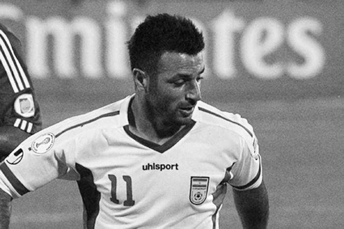Футболист умер от огнестрельного ранения в голову