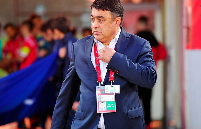Мухсин Мухаммадиев. «Памиру» за него предлагали трансферную плату в 1 млн