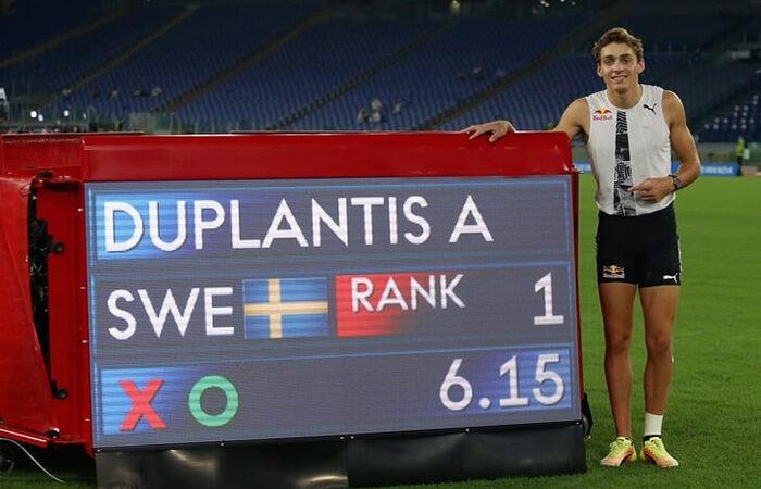 Сергей Бубка: «Рад за легкую атлетику, у нас есть яркая звезда на долгие годы»