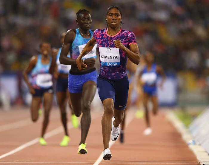 Семеня не сумела отобраться в Токио на дистанции 5000 метров