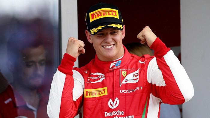 Мик Шумахер: «Я никогда не видел в отце величайшего гонщика в мире»