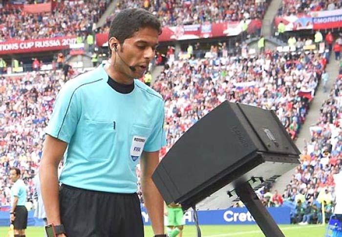 Система VAR дебютирует в четвертьфинале Лиги чемпионов Азии